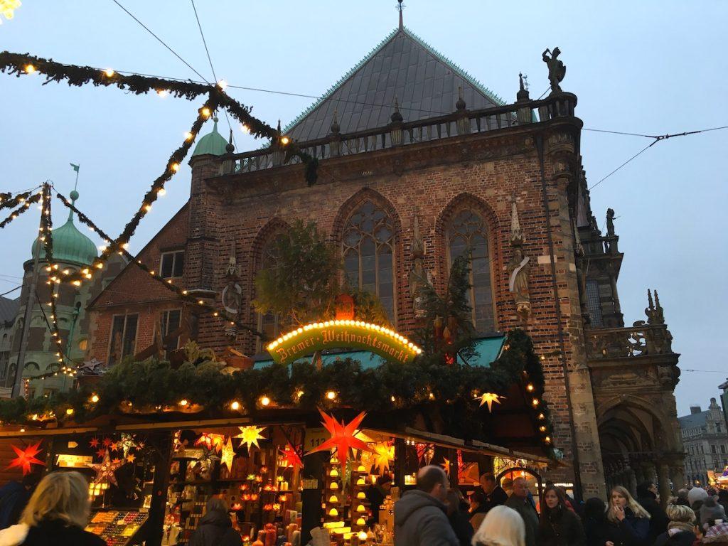 Citytrip Bremen kerstmarkt