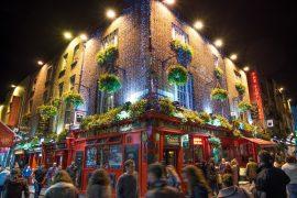 Citytrip Dublin Kerst