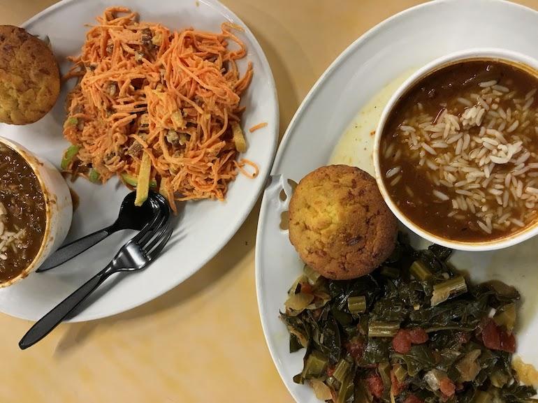 Lekker en betaalbaar eten in Los Angeles