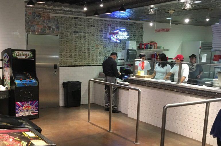 Secret Pizza in Las Vegas
