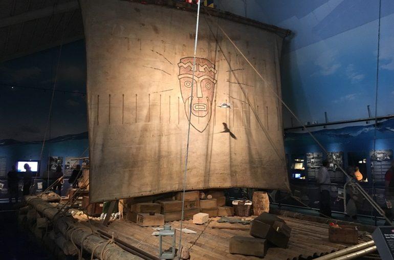 Citytrip Oslo: mustsees - Kon-Tiki Museum