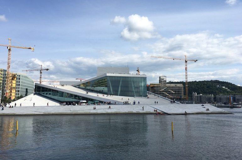 Citytrip Oslo: mustsees - Operahuis