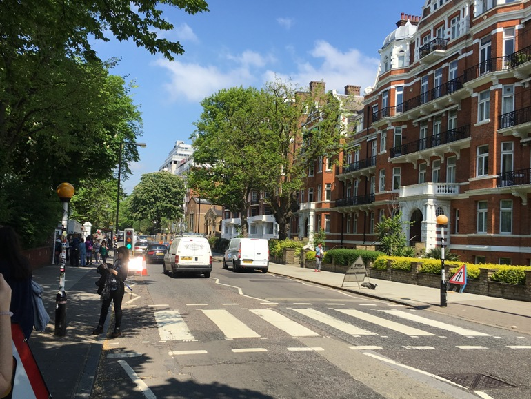 Abbey Road Londen