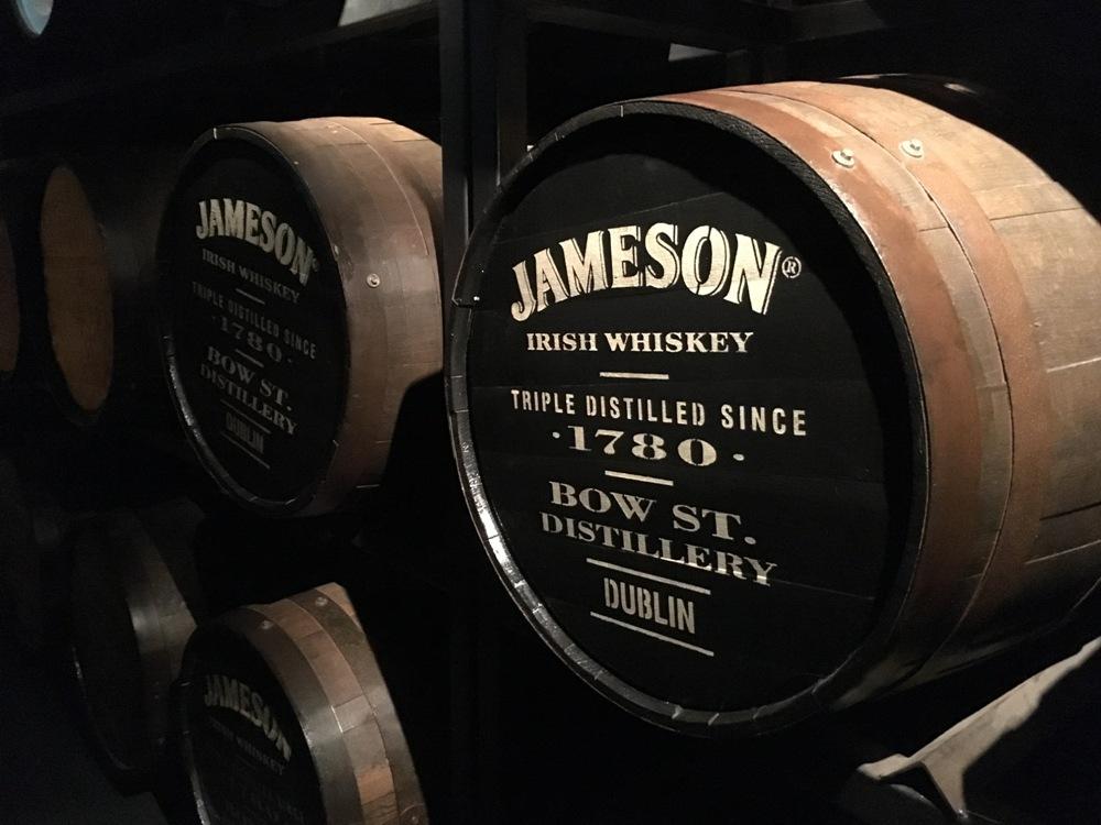 Citytrip Dublin: bezoek aan Guinness en Jameson