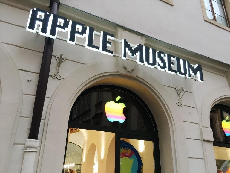 Musea in Praag: Apple Museum