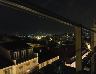 Cocktails in Lissabon