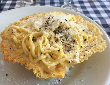 Beste pasta van Rome