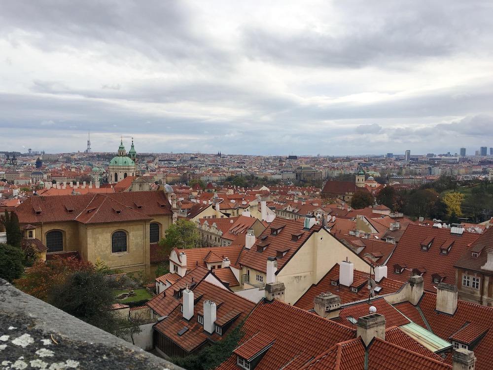 Citytrip Praag bezienswaardigheden