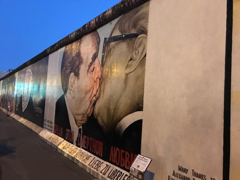 Berlijnse Muur bezienswaardigheden