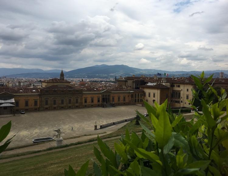 Boboli-tuinen Florence