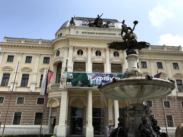 Nationaal Theater Bratislava
