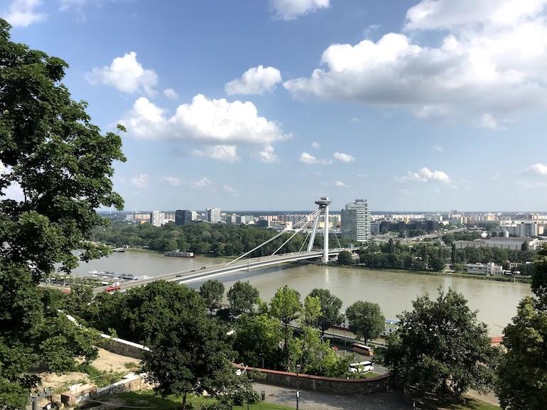 UFO-brug Bratislava