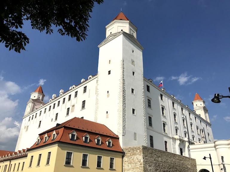 Citytrip Bratislava bezienswaardigheden