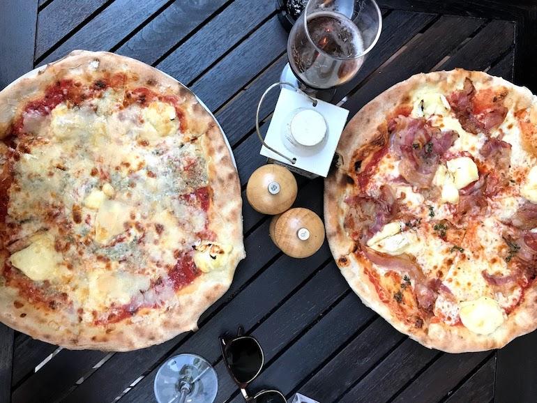 Pizza bij Gatto Matto