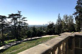 Uitzicht over Los Angeles