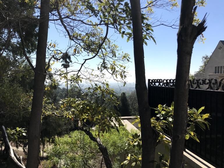 Uitzicht LA