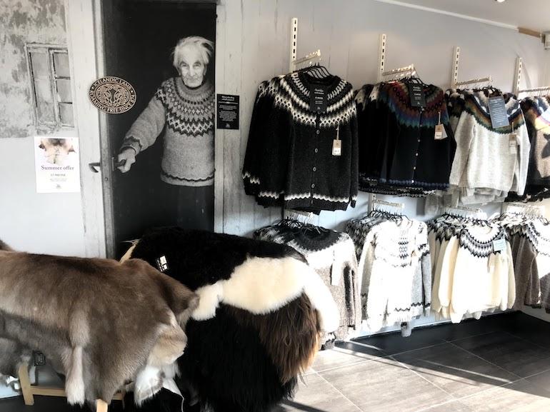 Shoppen in Reykjavik