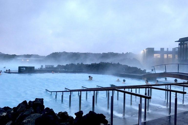 Blue Lagoon of Secret Lagoon