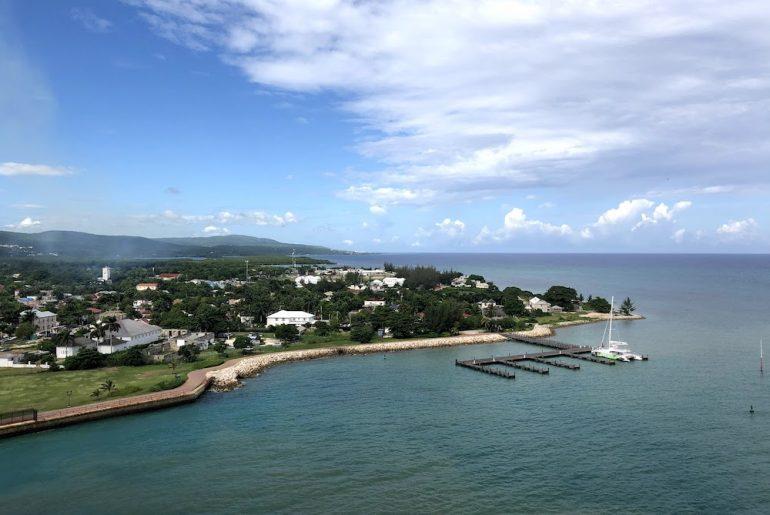 Cruise door de Caribbean
