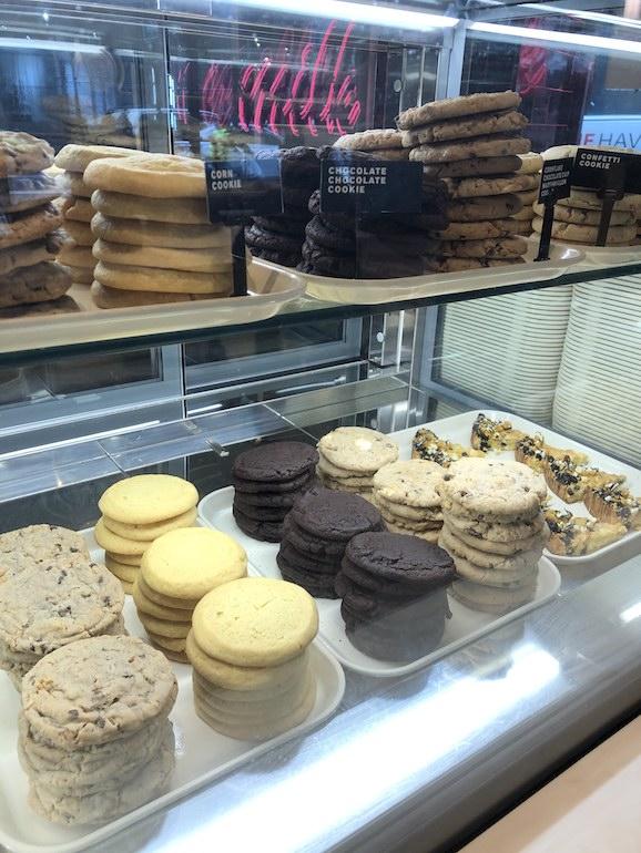 Cookies in New York