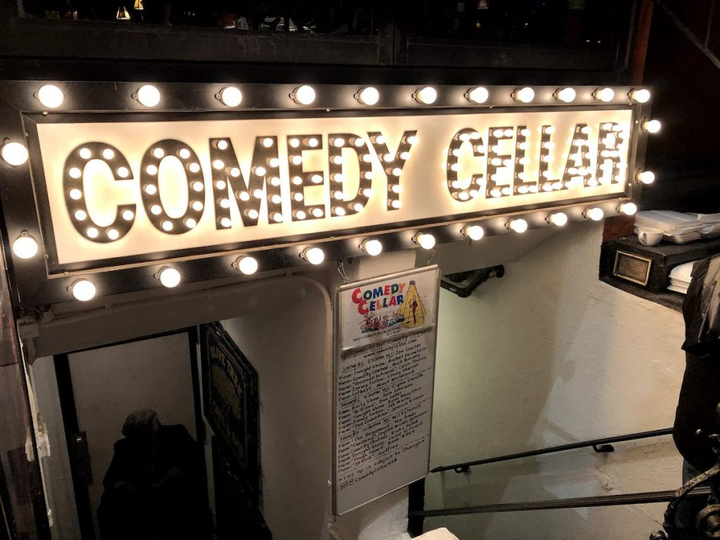 Stand-up comedy New York